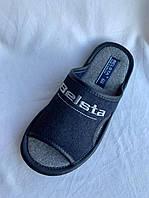 Тапочки подросток , БЕЛСТА, открытые, 6 пар в упаковке, Украина/ купить тапочки оптом