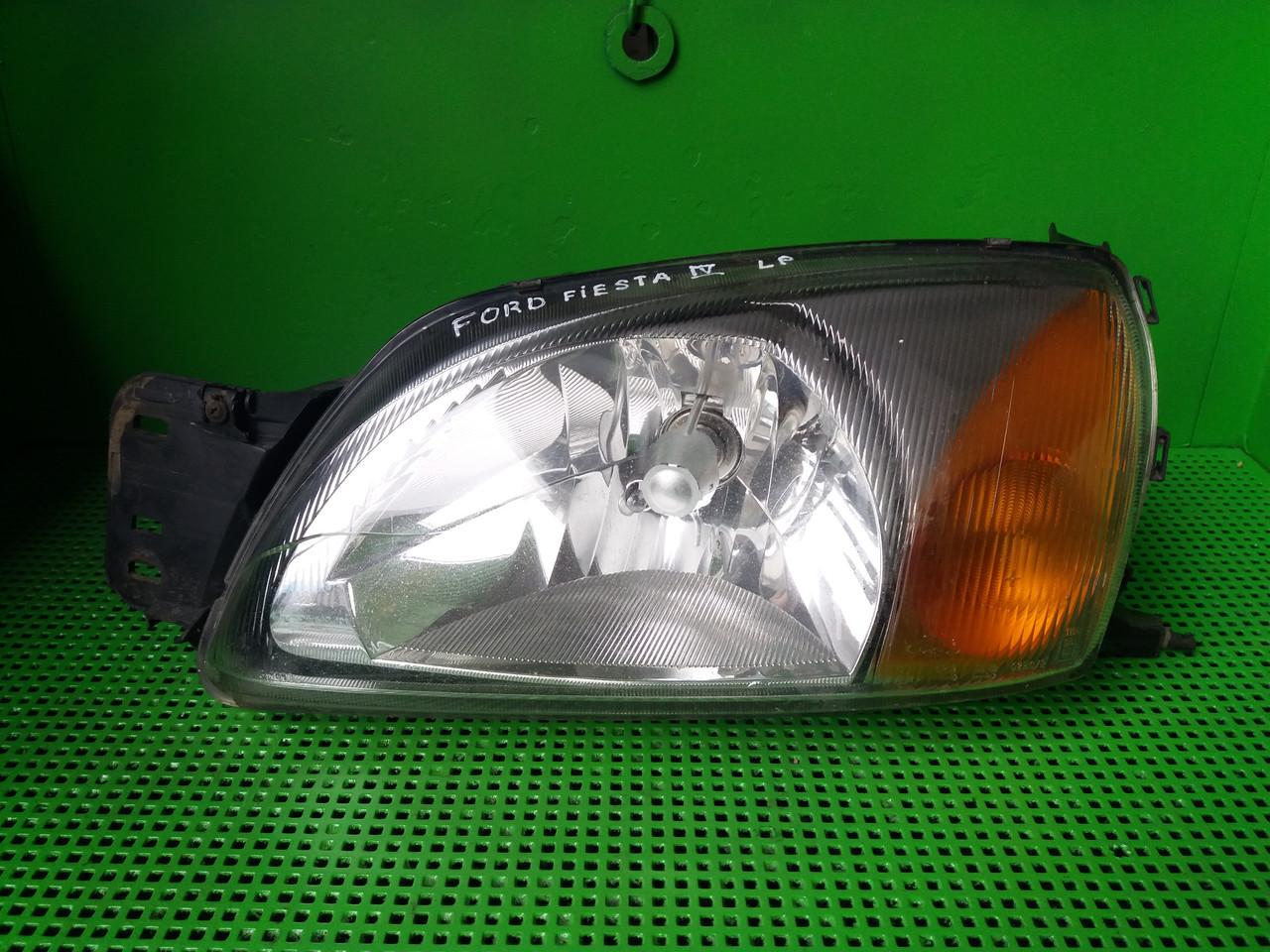 Фара левая для Ford Fiesta МК4