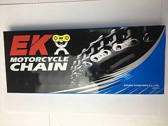 Усиленная без сальниковая мотоциклетная цепь с 520 шагом и разной длинной для мотоциклов. Оригинал