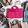 Органайзер для сумки ORGANIZE украинский аналог Bag in Bag (розовый), фото 2