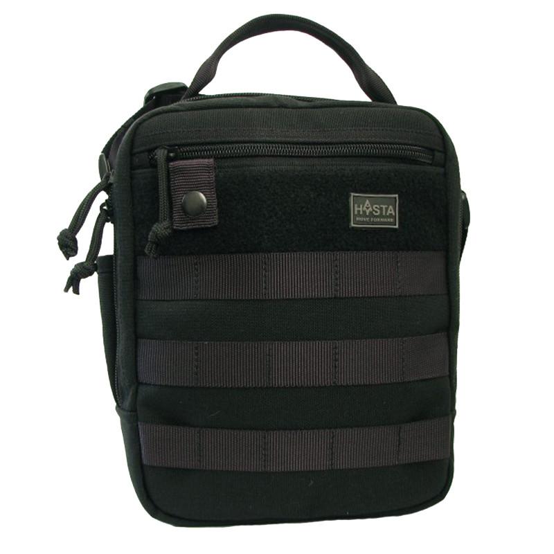 Сумка Multibag Hasta М (250х230мм), черная