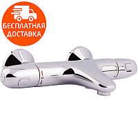 Смеситель для ванны термостатический Grohe Grohtherm 1000 34155003 хром