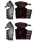 Розпродаж! Наколінники зимові вітрозахисні для мотоцикла + Вітрозахисні рукавички-рукавички на кермо, фото 4
