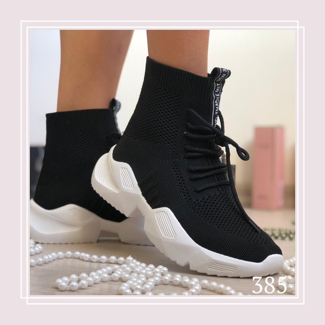 Женские кроссовки-носки