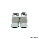 Кроссовки замшевые светлые весна - t8121-97-97 ZodiaQ, фото 5