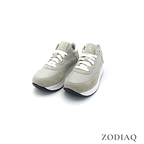 Кроссовки замшевые светлые весна - t8121-97-97 ZodiaQ
