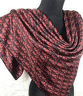 Брендовый шелковый платок Christian Dior PARIS