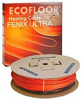 Ультратонкий нагревательный тонкий кабель Fenix Ultra ADSA 12 Вт/м 875 вт/65 м для укладки в плиточный клей