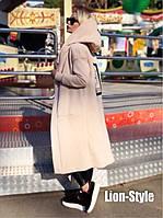 Женский модный Кардиган на флисе