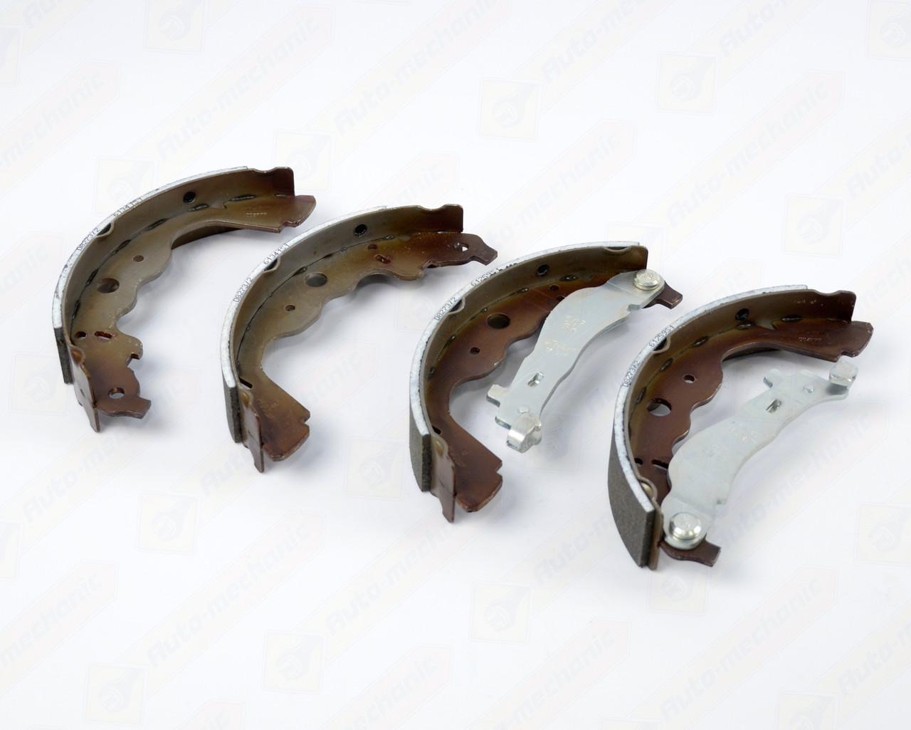 Барабанні гальмівні колодки (задні) на Renault Kangoo II 2008-> - Renault (Оригінал) - 7701210109