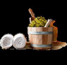Аксесуари для лазні та сауни