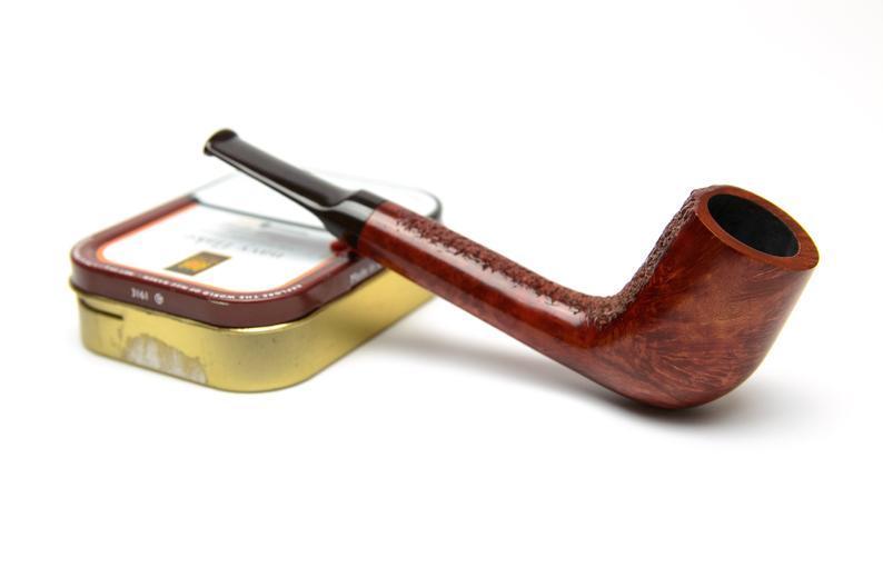 Трубка Canadian классической формы из Итальянского бриара прямоток