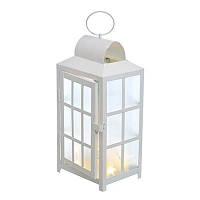 Фонарь декоративный с лампочками, 10LED.