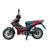 Мотоцикл SPARK SP125С-4WQ (Спарк 125 куб. см.), фото 8