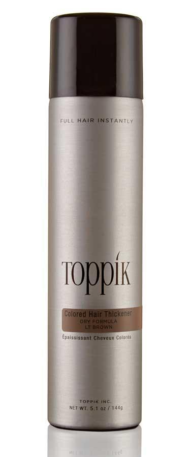 Спрей загуститель Toppik Light brown (светло-коричневый)