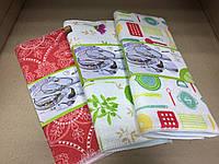 Полотенце подкладка для сушки посуды из микрофибры 30х40 см.