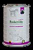 Baskerville Super Premium консервированный корм для котят, лосось с ежевикой, 400гр