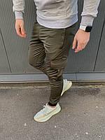 Весенние штаны Карго с манжетом, спортивные штаны