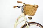 Велосипед VANESSA 28 crem  Польша, фото 7