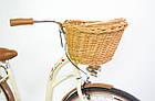 Велосипед VANESSA 28 crem  Польша, фото 8