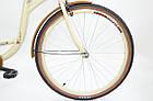 Велосипед VANESSA 28 crem  Польша, фото 9