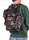 Камуфляжный рюкзак POOLPARTY Commando, фото 4
