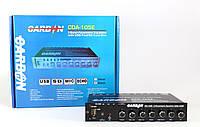 Усилитель звука AMP AC 105E, звуковой усилитель мощности, портативный усилитель звука amp