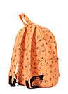 Рюкзак стеганый с уточками POOLPARTY, фото 3