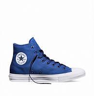 "Кеды Converse Chuck Taylor All Star II High ""Голубые"""