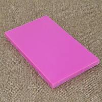 Накладки Микарта  № 92062 розовый 10х80х130 мм.