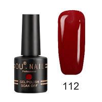 Гель-лак OU. Nail №112, 8 мл