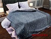 """Двуспальный набор постельного белья 180*220 из Бязи """"Gold"""" №157413AB Черешенка™"""