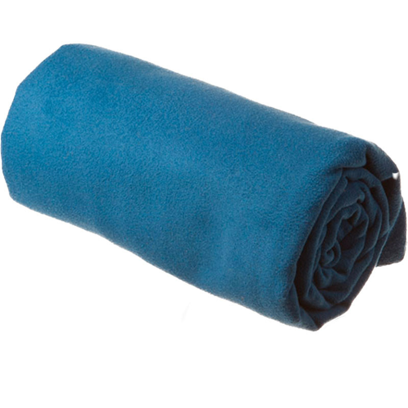 Полотенце Sea to Summit DryLite Towel Antibacterial р.L (60x120см), синий