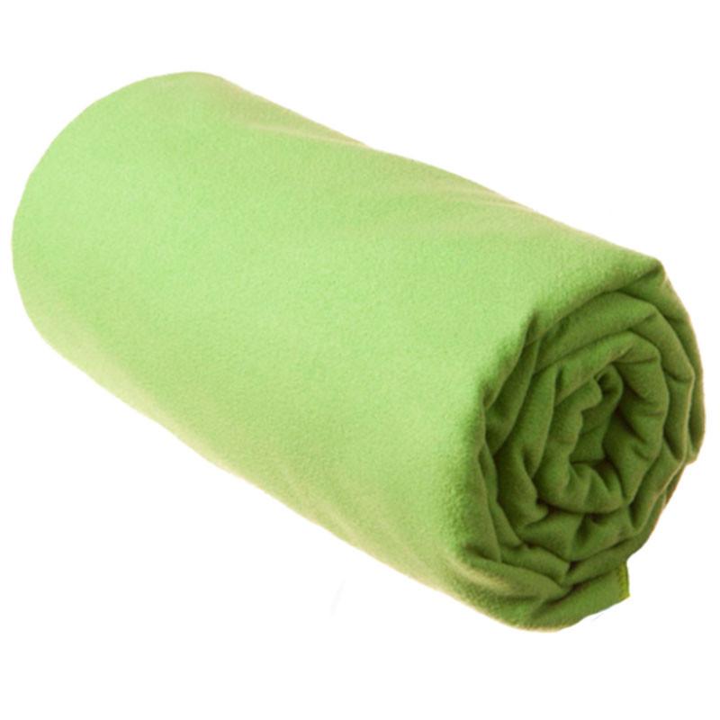 Полотенце Sea to Summit DryLite Towel Antibacterial р.M (50x100см), лайм