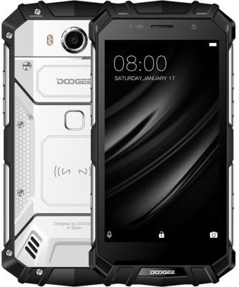 "Смартфон Doogee S60 Lite 4/32Gb Silver, 16/8Мп, 5.2"" IPS, 5580mAh, 2SIM, 4G, NFC, IP68"
