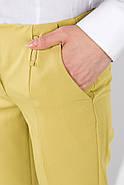 Брюки женские 115R48-26 цвет Горчичный, фото 2