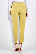 Брюки женские 115R48-26 цвет Горчичный, фото 3