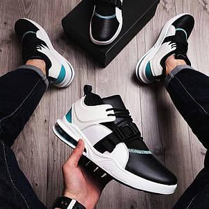 Кросівки чоловічі з подвійним фіксатором, фото 2