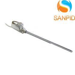 Тэн Heatpol 300W с термостатом для полотенцесушителей, хром
