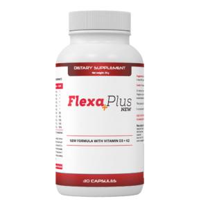 Flexa Plus (Флекса Плас) — капсулы для здоровья суставов