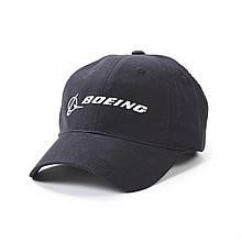 Кепка Boeing Executive Signature Hat Чёрная