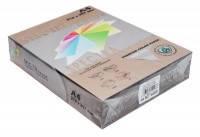 Бумага ксероксная цветная темная 500 листов А4 80 г/м2  Spectra  Chocolate 43A шоколадного цвета