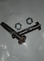 Палец рессоры с резьбой + гайка 2ПТС-4, фото 1