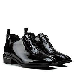 Ботинки женские SUFINNA (на шнурках, комфортные, модные)