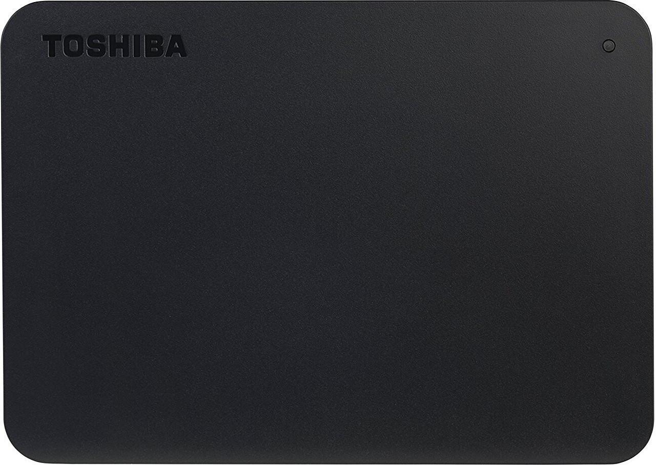 "Внешний HDD Toshiba Canvio Basics 1TB 2.5 ""USB 3.0 Black (HDTB410EK3AA)"