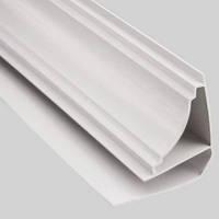 Плінтус для пластикових панелей 8мм