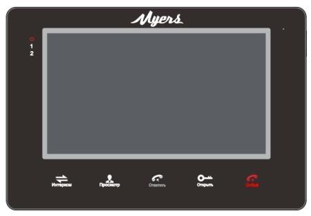Видеодомофон Myers M-72SD