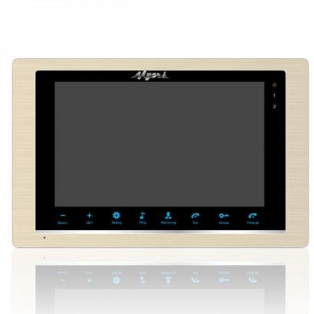 Видеодомофон Myers M-73SD Gold