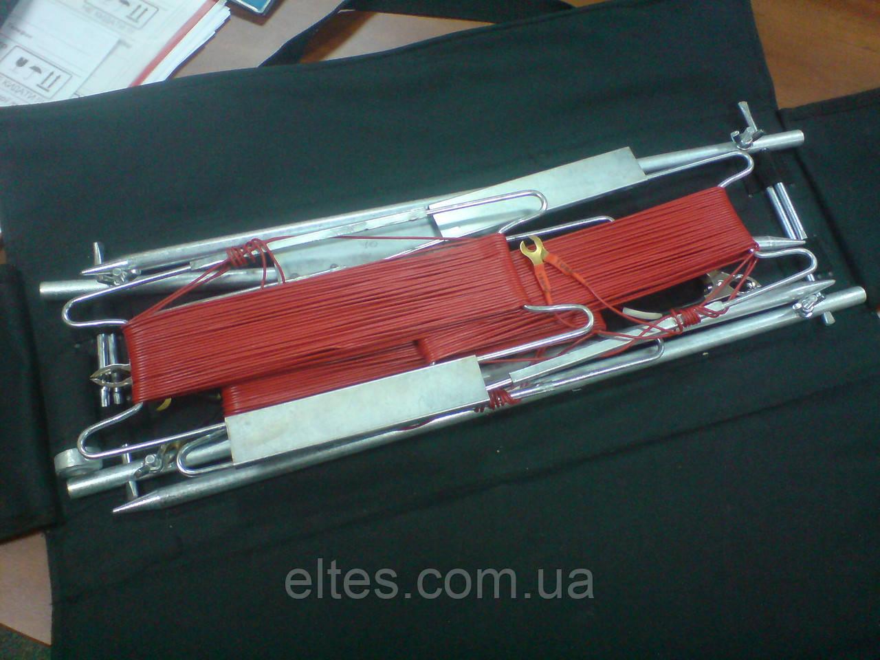 КП183 измерение сопротивления грунта (к ЕР183М)