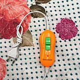 Электропростынь полуторне Lux 120*155 см, фото 7